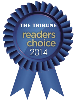 The Welland Tribune Readers Choice Award 2014