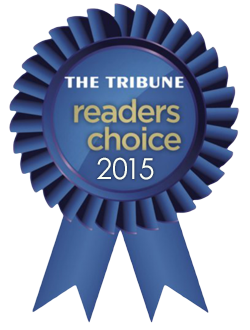 The Welland Tribune Readers Choice Award 2015